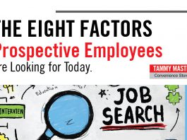 THE EIGHT FACTORS PROSPECTIVE EMPLOYEES ARE LOOKING FOR TODAY