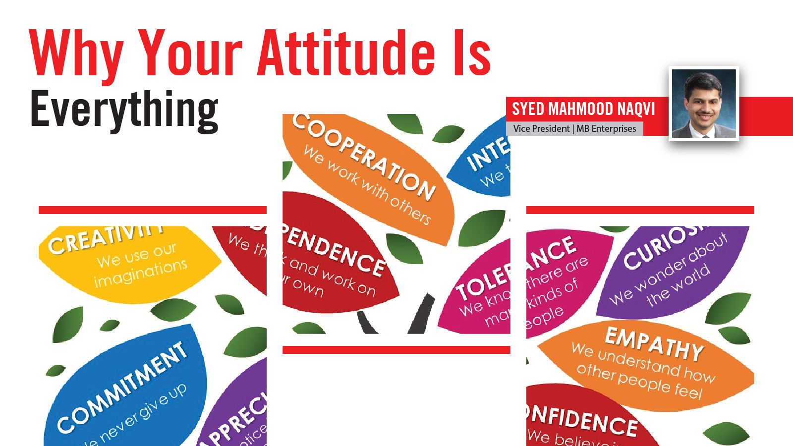 WHY YOUR ATTITUDE IS EVERYTHING? HOW TO KEEP IT POSITIVE?
