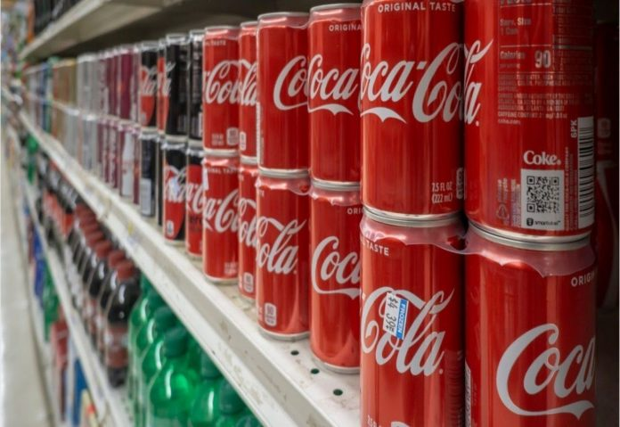 coca cola is eyeing the cannabis market