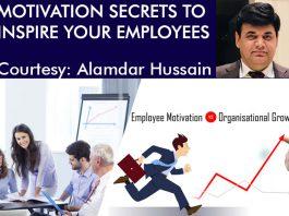employee motivation secrets alamdar hussain