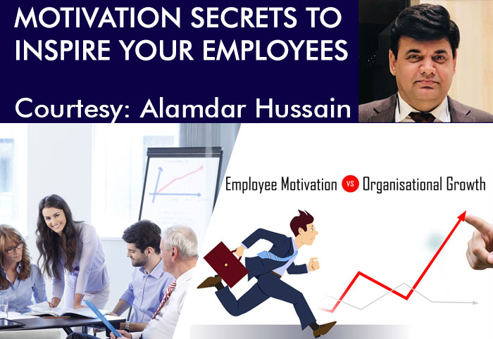 MOTIVATION SECRETS TO INSPIRE YOUR EMPLOYEES