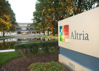 ALTRIA MAKES $1.8B INVESTMENT IN CANADIAN CANNABIS MARKET