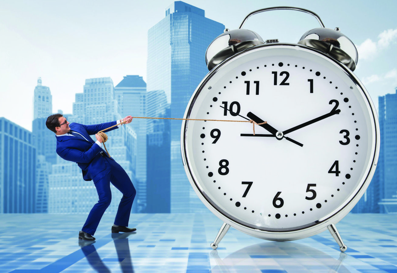 MANAGEMENT OF TIME & BENEFITS IN REAL WORLD