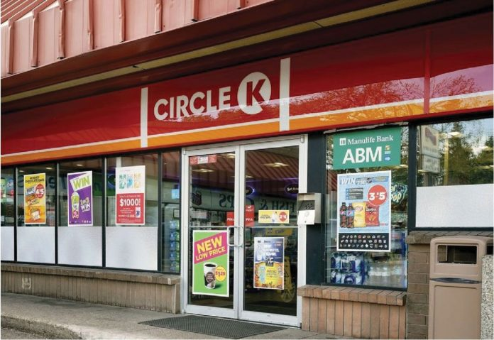 Robberies of Circle K convenience store
