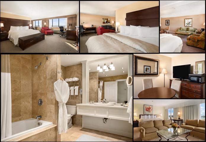 Senator hotel rooms & suites