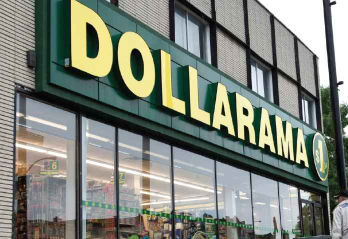 DOLLARAMA PRICES RISE AS IT LOOKS TO GROW FOOT TRAFFIC