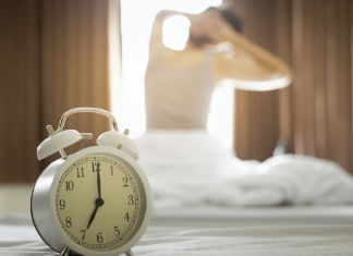 MORNING PERSON DEPENDS ON NIGHT OWL