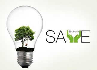 SAVE ENERGY: TEN TIPS TO SAVE ON ELECTRICITY