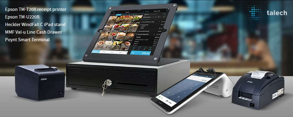Talech pos systems