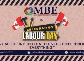 LABOR DAY CANADA & THE ROLE OF MBE CANADA