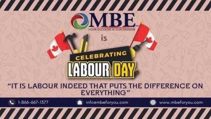 Labor Day Canada