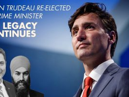 Justin Trudeau Re-elected as PM Canada - The Legacy Continues