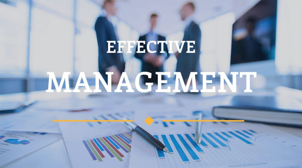 effective management - customer service