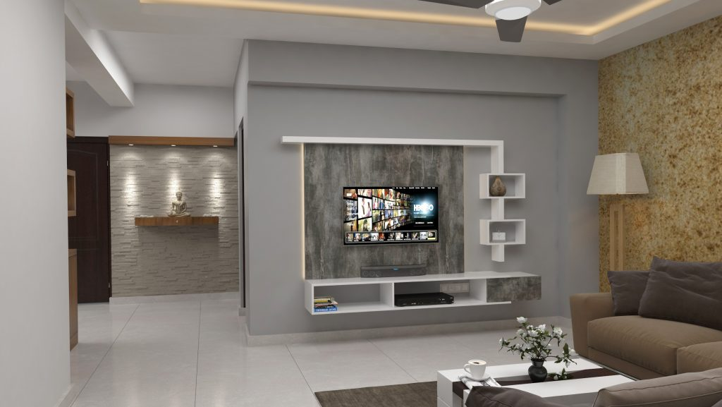 a modern living style