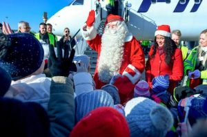XMAS-A BLESSING FOR THE AIRLINE INDUSTRY