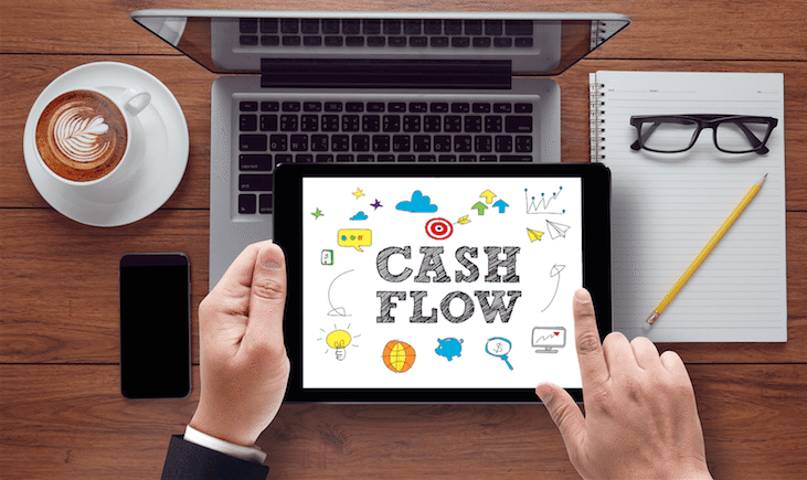 A HEALTHY CASH FLOW MAINTENANCE