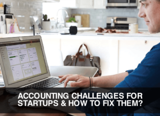 ACCOUNTING CHALLENGES FOR STARTUPS & HOW TO FIX THEM?