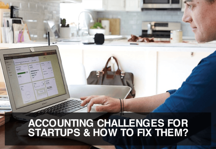 ACCOUNTING CHALLENGES FOR STARTUPS