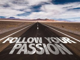 PASSION OUTSIDE OF WORK