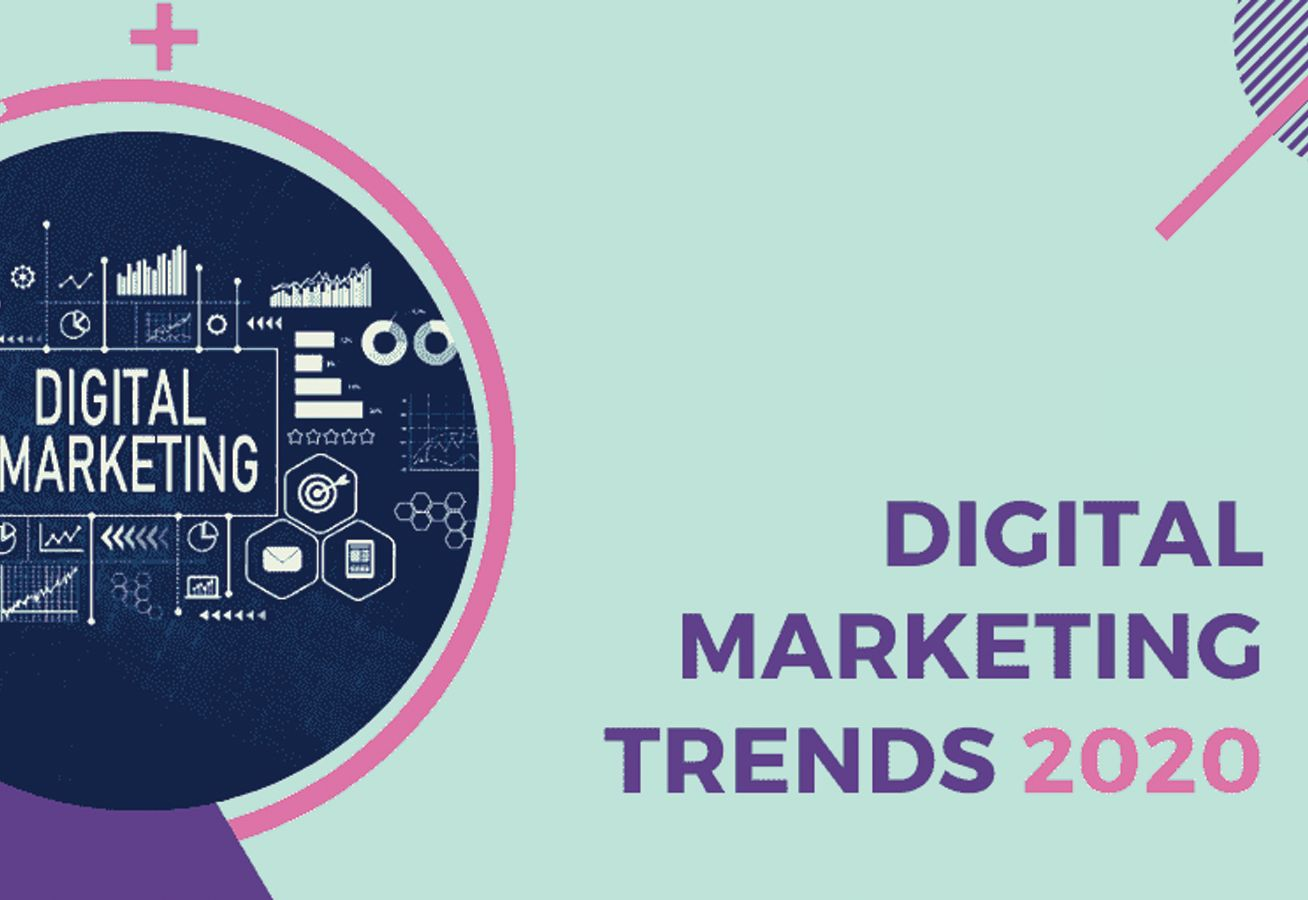 TRENDS IN DIGITAL MARKETING FOR THE YEAR 2020