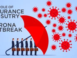 role insurance industry corona outbreak