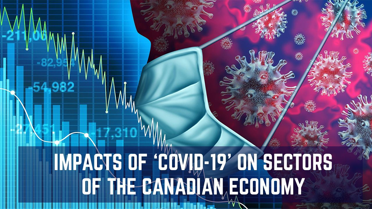 IMPACTS OF 'COVID-19' ON SECTORS OF THE CANADIAN ECONOMY