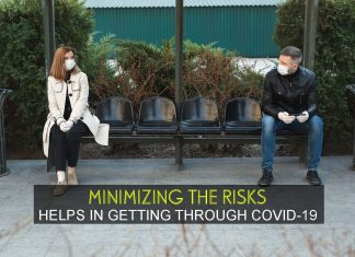MINIMIZING THE RISKS- HELPS IN GETTING THROUGH COVID-19