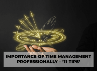 IMPORTANCE OF TIME MANAGEMENT PROFESSIONALLY