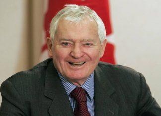 FORMER PRIME MINISTER OF CANADA JOHN TURNER'S SAD DEMISE