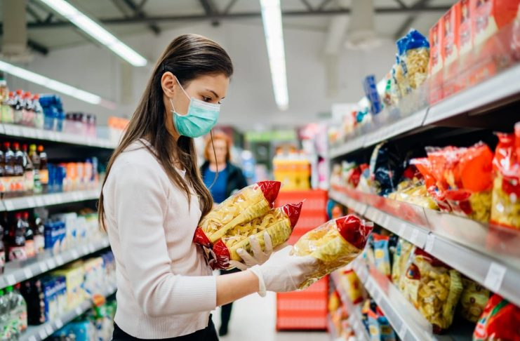 SHOPPING ESSENTIALS OF GROCERY ITEMS IN ERA OF PANDEMIC