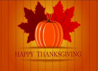 CANADIAN THANKSGIVING DAY OCTOBER – 2020