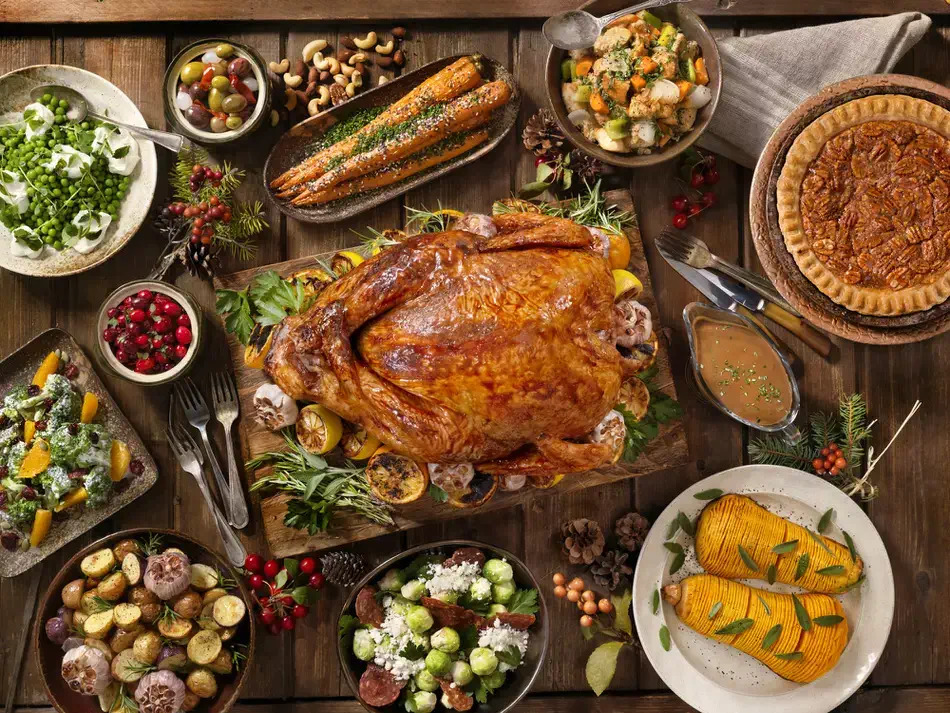 traditions associated with thanksgiving day