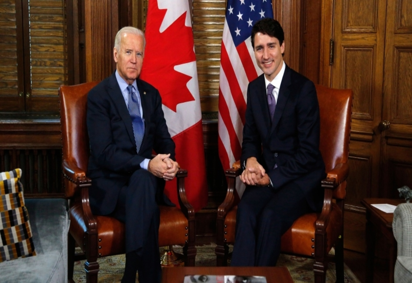 PRESIDENT BIDEN SHARES MOMENTS OF JOY WITH JUSTIN