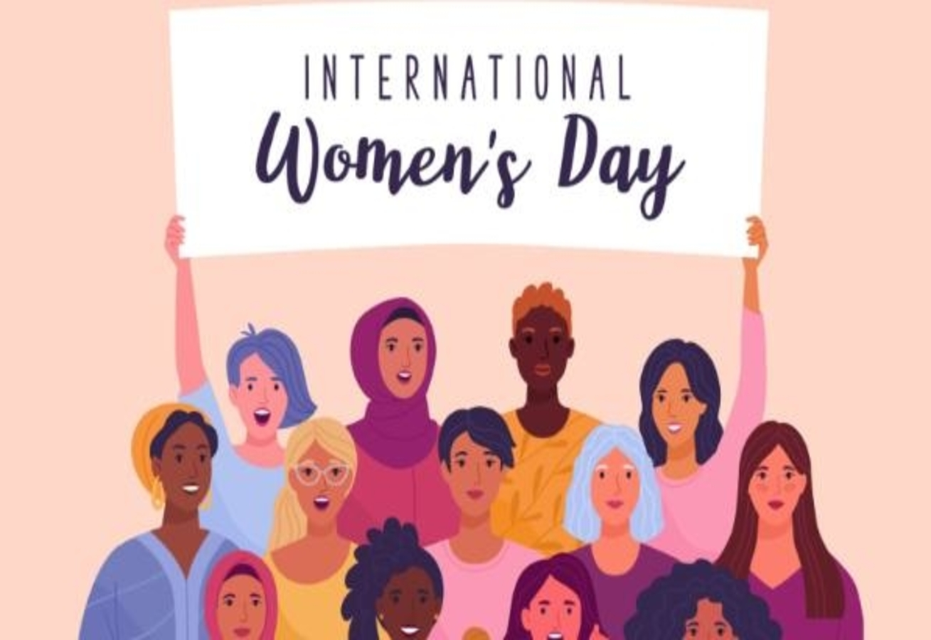 INTERNATIONAL WOMEN'S DAY- THE HISTORY MAKERS IN 2021