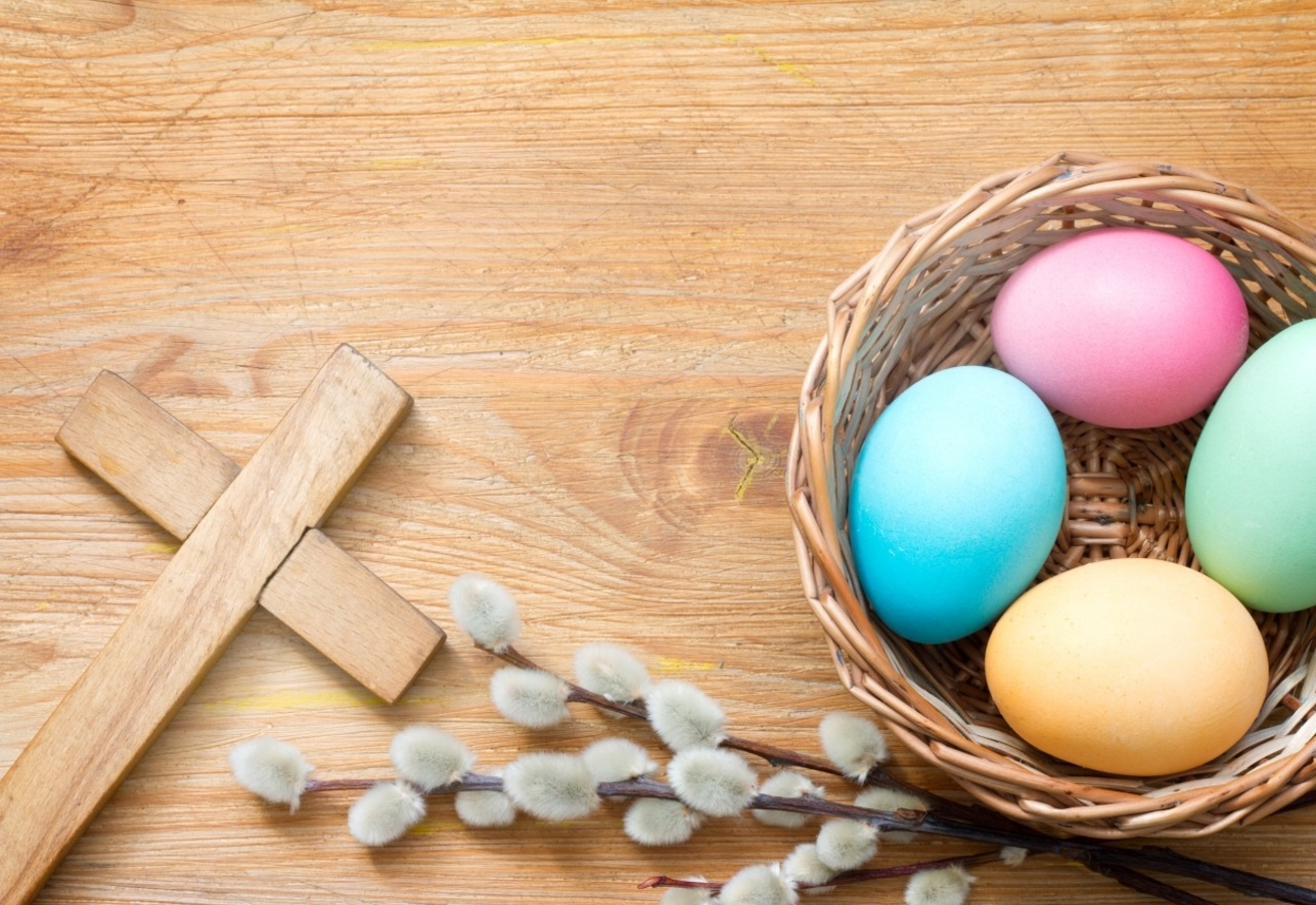 EASTER SYMBOLS & TRADITIONS IN CHRISTIANITY